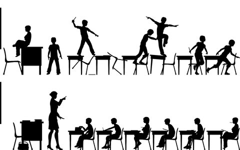 Classroom Chaos — Does it provide an environment forlearning?